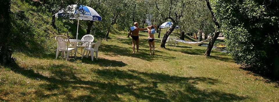 Gardasee Pension Villa Tiziana - Ruhig